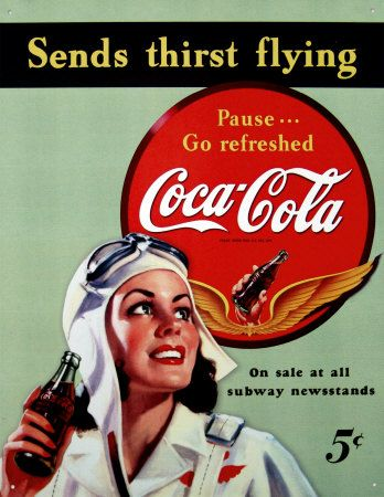 Posters antiguos de Coca-Cola - Taringa!