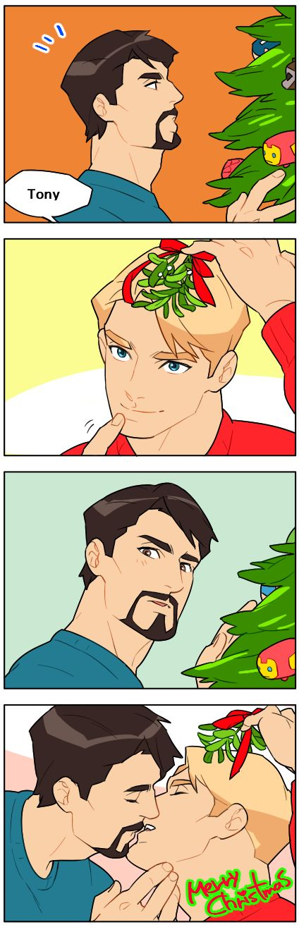 Steve/Tony and Avengers art collection and different stuff ♥ This blog may contains explicit...