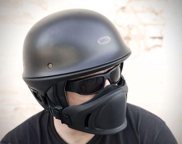 Bell Rogue Motorcycle Helmet 1