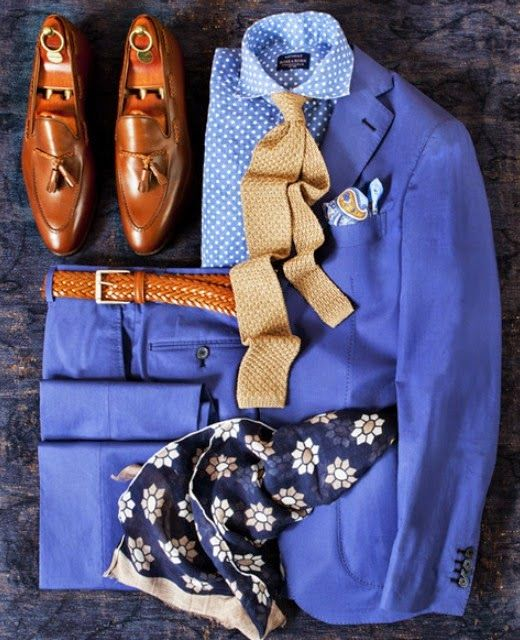 Elegance and Style in Men's Fashion.