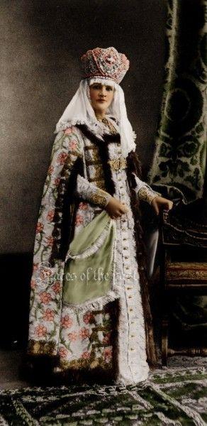 Belyaeva (Riediger) Maria Feodorovna / Беляева (графиня Ридигер) Мария Фёдоровна (1864 - 1952)