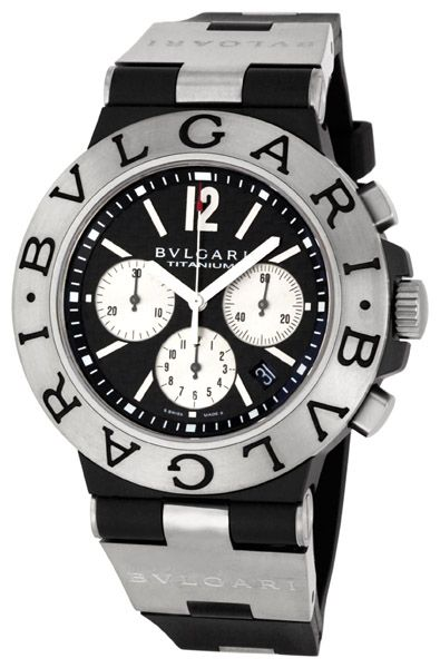 Bvlgari diagono chronograph watch around the worlds ux ui designer and handbags for Bvlgari watches