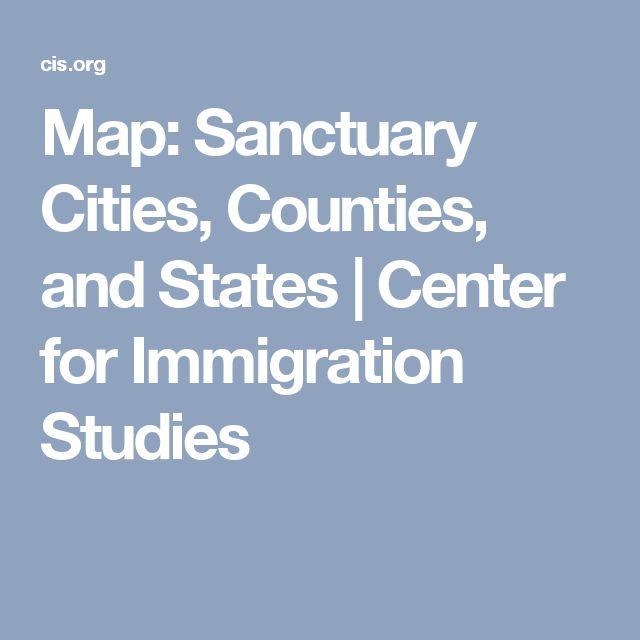 Best Sanctuary City Ideas Only On Pinterest Milton United - Us sanctuary cities map