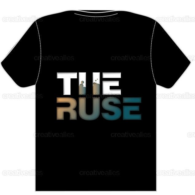 THE RUSE T-Shirt by gerson cedeño on CreativeAllies.com