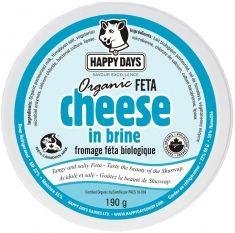 Organic Feta | Happy Days Dairy