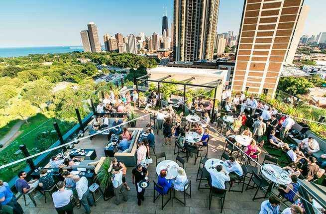 Chicago's Best Rooftop Bars :http://www.fodors.com/news/photos/chicagos-best-rooftop-bars