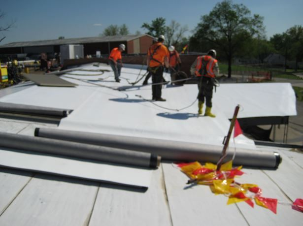 Pros and Cons of TPO Roofing #t #& #s #roofing http://arlington.remmont.com/pros-and-cons-of-tpo-roofing-t-s-roofing/  # Pros and Cons of TPO Roofing If you are looking to install a single ply roofing membrane that will be energy efficient and are evaluating your options, consider TPO (thermoplastic olefin) roofing. TPO is touted to have the benefits of two of its direct competitors EPDM and PVC roofs, but without the drawbacks and extra costs. This means that a TPO roof is as UV-resistant…