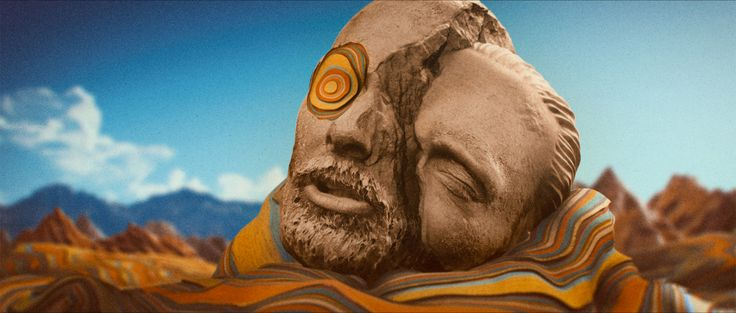 """Atoms for Peace - """"Before Your Very Eyes"""". Directed by Andrew Thomas Huang"""
