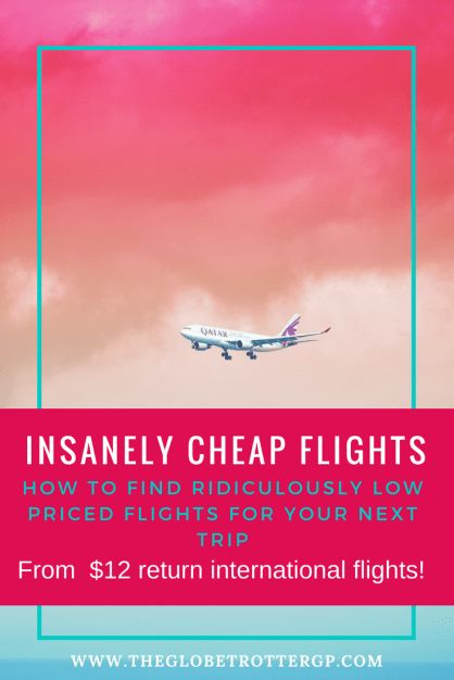 My guide for how to get cheap flights for all international destinations. Get my travel hacks and top tips about where to find and how to book the cheapest flight tickets . I tell you which websites to use and when is the best time to book and how to hear about the best deals first before anyone else. Get flight deals like London to Germany return for just £9!
