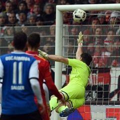 German 2. Bundesliga soccer: 1. FC Union Berlin vs Arminia Bielefeld