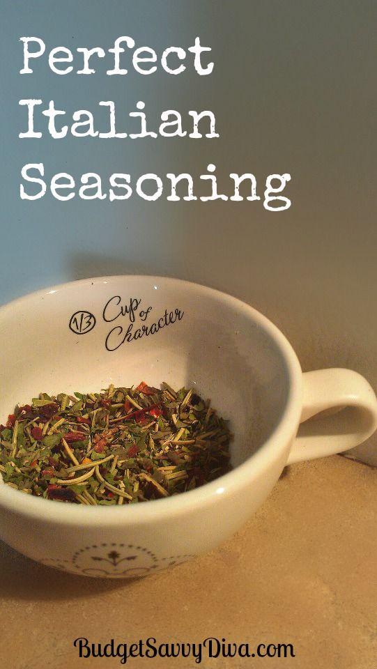 Italian Seasoning Recipe