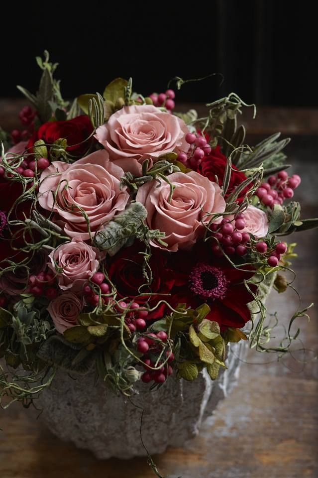 Pin De Devonna Thompson Judd En French Interiors Bellos Arreglos Florales Arreglos Florales Artificiales Arreglos Florales