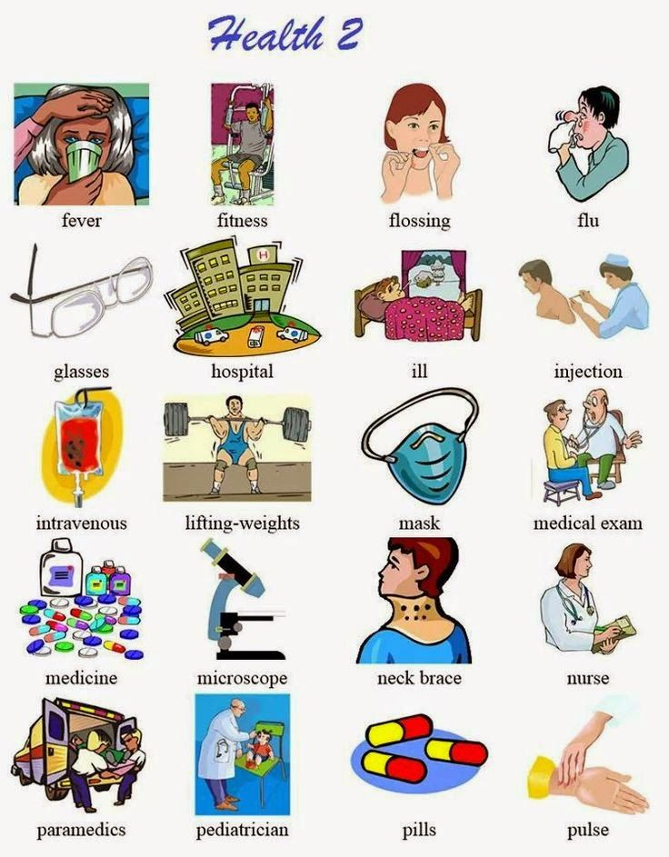 English For Beginners: Health