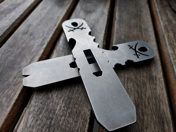 El tablón  EDC prybar multi herramienta de palanca bar todos