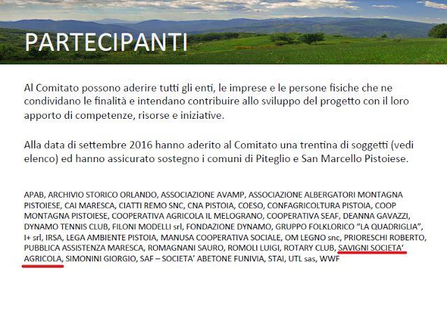 CAPITAN FUTURO: SOCIAL VALLEY SPUNTA L'ASSESSORE DI  ALTO RENO