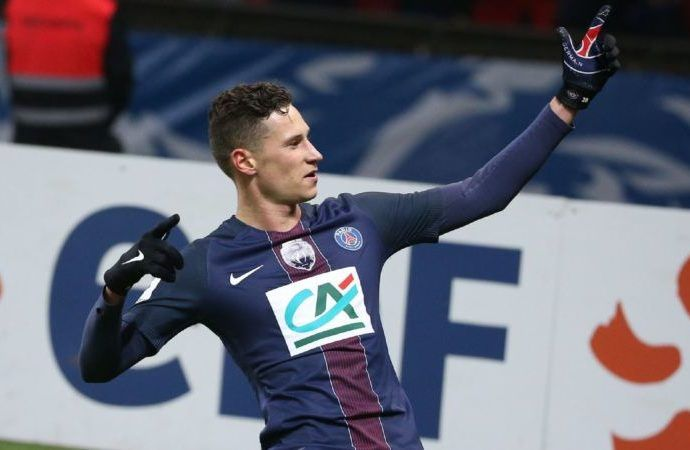 Arsenal were in contact before I signed for PSG  Draxler