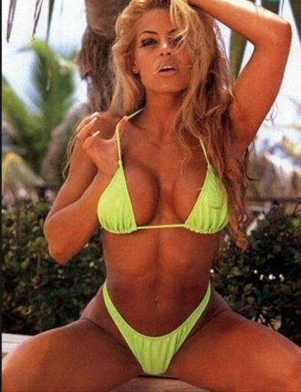 trish of skin bikini