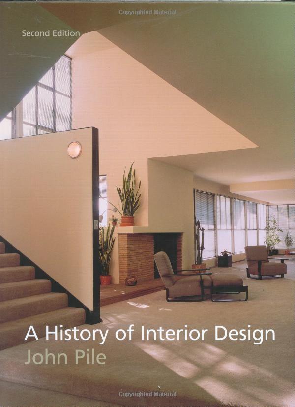 A History Of Interior Design John Pile 9780470228883 Amazon Books
