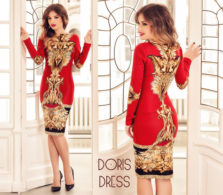 Midi red dress with fall print: https://missgrey.org/en/dresses/rochie-doris-rosie/445?utm_campaign=noiembrie&utm_medium=rochie_doris_rosie&utm_source=pinterest_produs