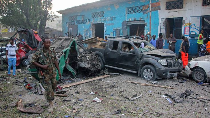 FOX NEWS: 18 dead more than 30 wounded in Mogadishu hotel blast attack