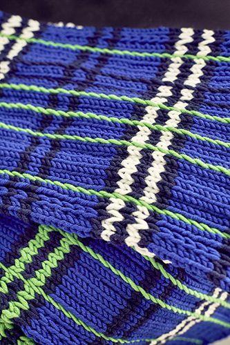 From ADDI Express Kingsize knitting machine book 'Kranking instead of Knitting'