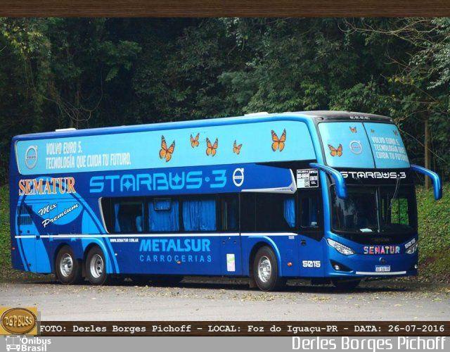 5015, carroceria Metalsur Starbus III, chassi Volvo B450R.
