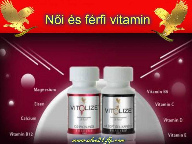 Női-és férfi vitamin az egészség fenntartásáért! #férfivitamin #nőivitamin #aloevera #aloeveraazeletunkert #foreverlifestyle #vadaszattiláné https://www.facebook.com/aloemarketing/