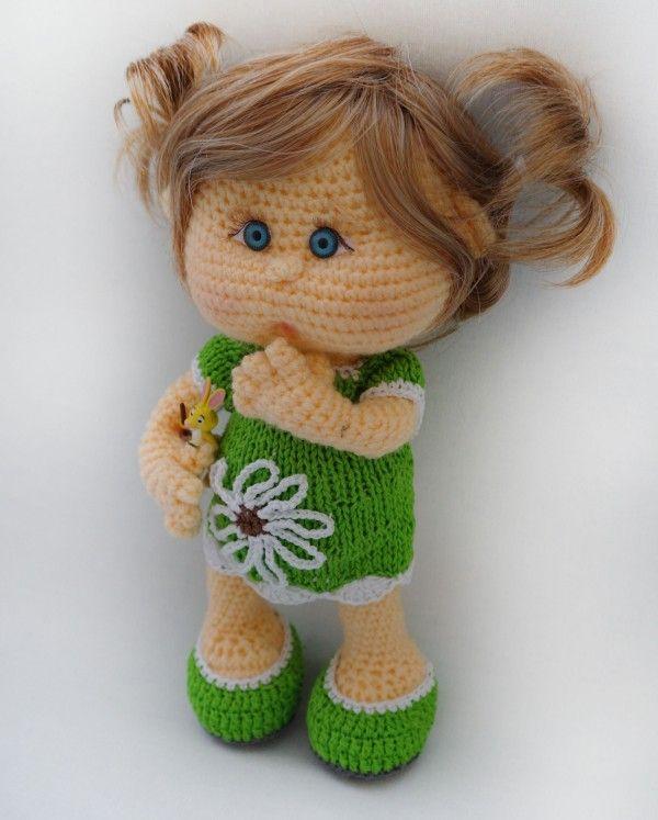 Puppe häkeln Babypuppe häkeln Anleitung Há u010dkované panenky (crochet doll) Pinterest  ~ 14062200_Sukkulenten Häkeln Anleitung