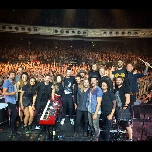 bastille concert us