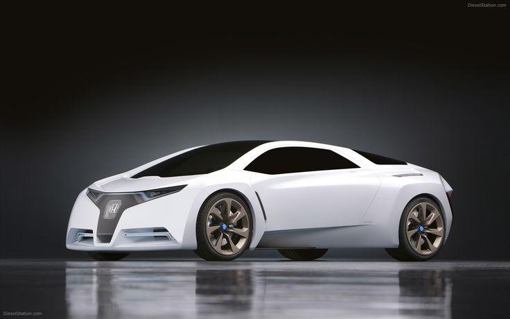Honda Fc Sport Design Study Concept Car Widescreen Exotic Car Wallpapers Of  Selstation