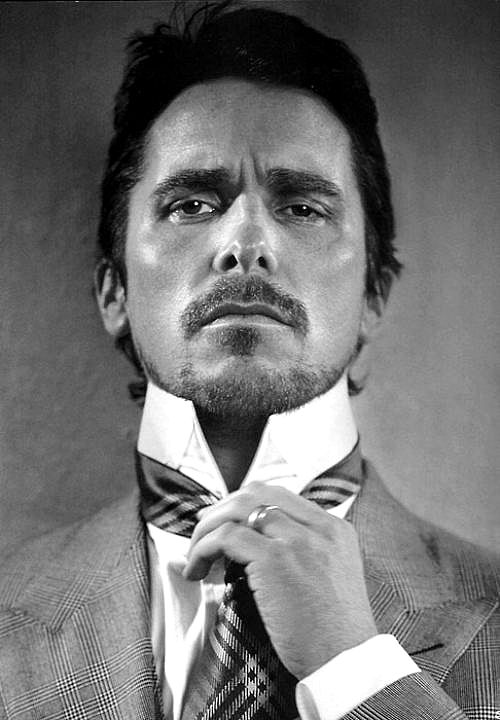 Christian Bale. Love of my life.