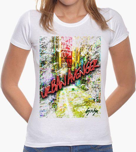 T-shirt URBAN AVENGER