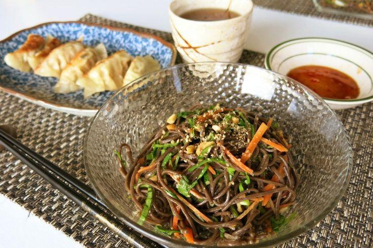 Soba Noodle Salad ソバサラダ