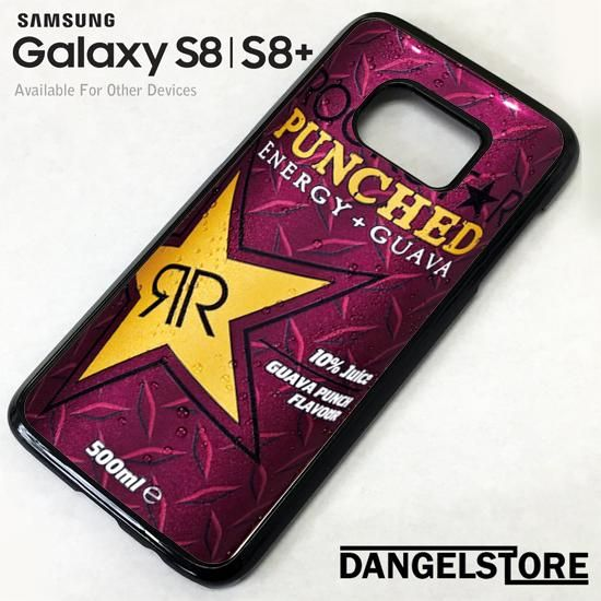 rockstar energy drink guava punched For Samsung S8 | S8 Plus Case