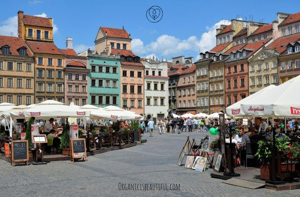 A WEEKEND IN WARSAW, POLAND