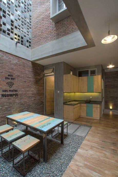 Rumah Kos Keputih Jilid 2 | Andyrahman Architect Project