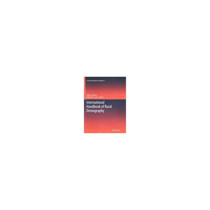International Handbook of Rural Demography (Paperback)