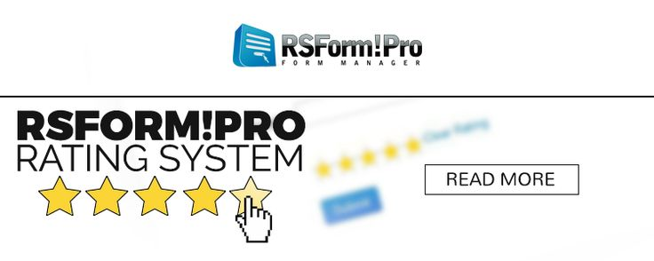 Check out this step-by-step #tutorial on how to include a '#ServiceRating #form' in RSForm!Pro: http://bit.ly/1G6uaUU