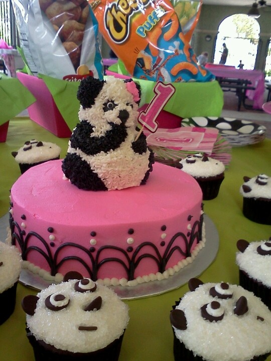 It S A Girl Cake Ideas