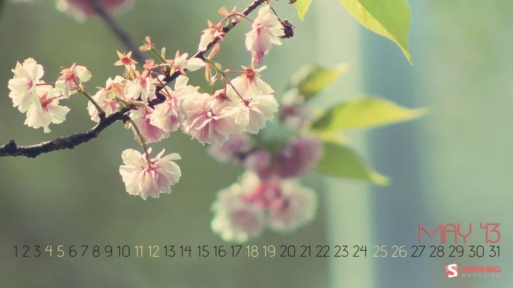 Calendars too add a splash too your desktop.