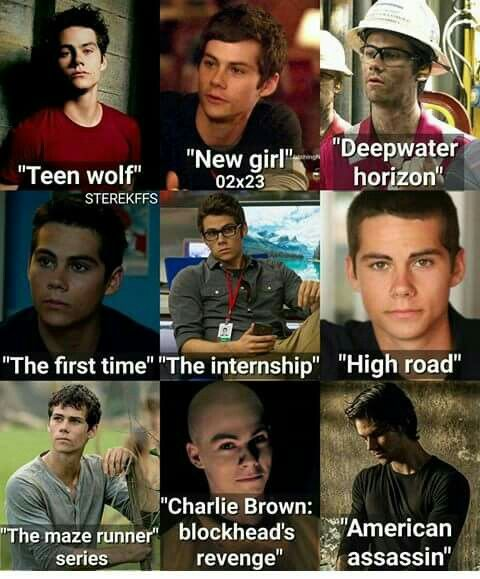 Dylan O'Brien career
