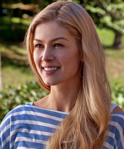 Controversial Gone Girl news; fans, brace yourselves Rosamund PIKE
