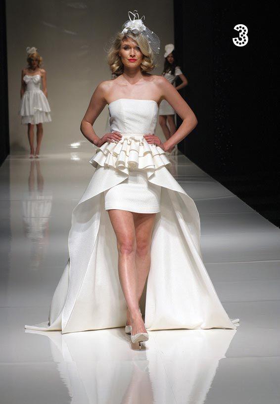 A la stephanie seymour wedding dress from video november for Bridesmaid dresses for november weddings