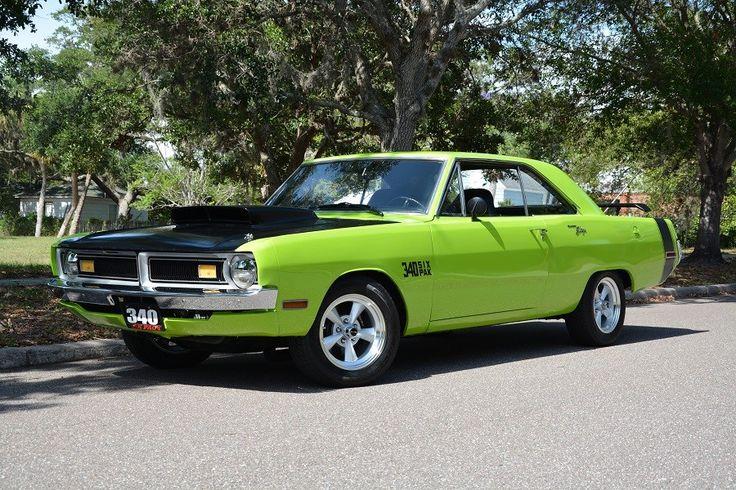 1970 Dodge Dart Swinger for Sale PJs Auto World Clearwater Florida