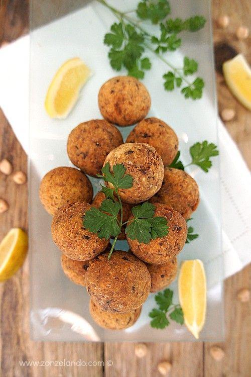 Falafel - felafel - Chickpea Balls | From Zonzolando.com