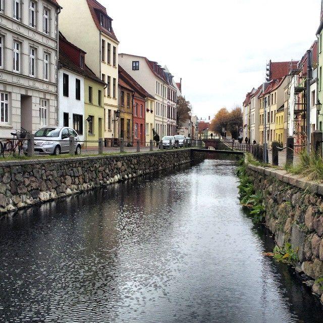 Wismar in Mecklenburg-Vorpommern