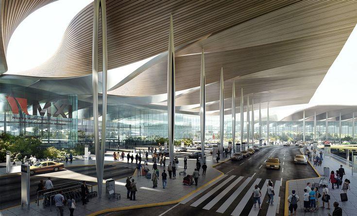 Propuesta Nuevo Aeropuerto Internacional de la Ciudad de México