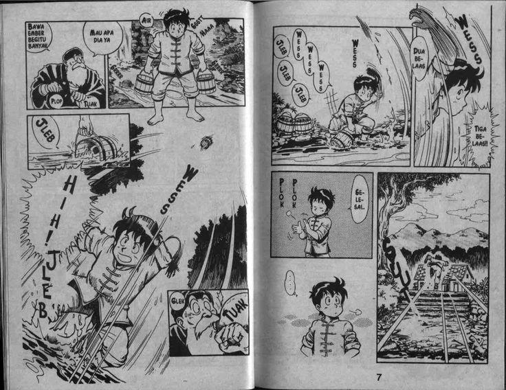 Kungfu Boy: Chapter 1 - Gambar 5