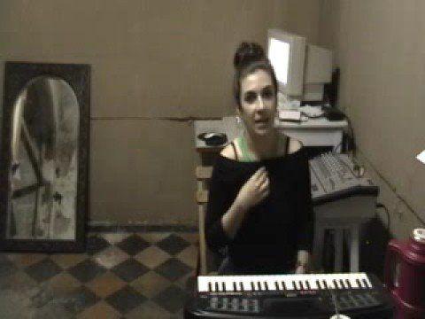 CLASES DE CANTO - TECLADO PARA VOCALIZAZION 1 - YouTube