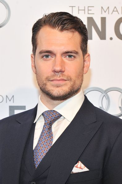 Henry Cavill at the Man from U.N.C.L.E. Premiere in Toronto